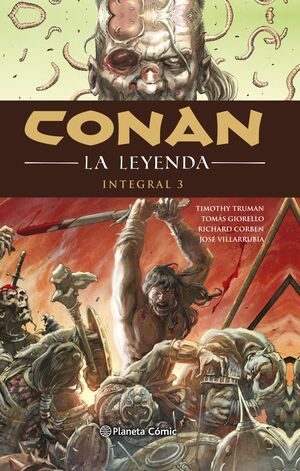 CONAN LA LEYENDA (INTEGRAL) Nº03/04