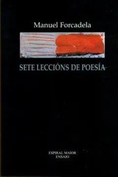 SETE LECCIONS DE POESIA