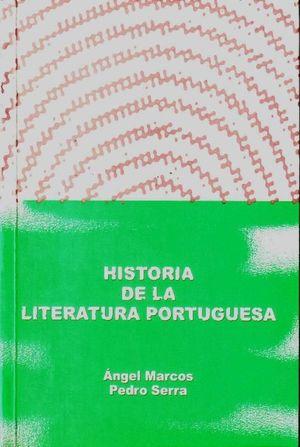 HISTORIA DE LA LIBERATURA PORTUGUESA