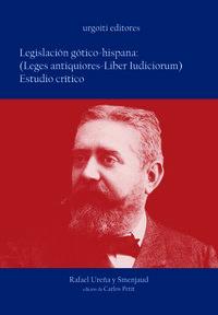 LEGISLACION GOTICO-HISPANA