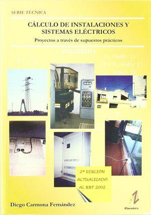 CALCULO DE INSTALACIONES Y SISTEMAS ELECTRICOS