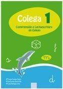 COLEGA, LETRAS M, P, S, L, T, D, F, N, COMPRENSIÓN E LECTOESCRITURA EN GALEGO, E