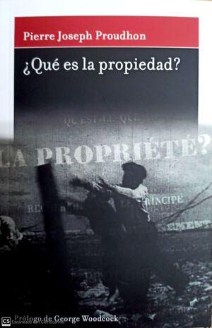 ¿QUÉ ES LA PROPIEDAD?