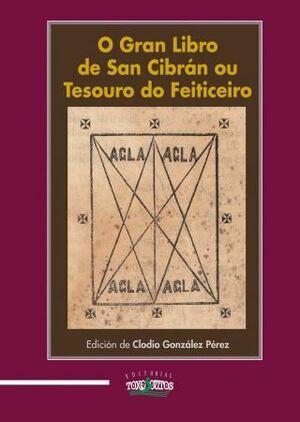 O GRAN LIBRO DE SAN CIBRAN OU TESOURO DO FEITICEIRO