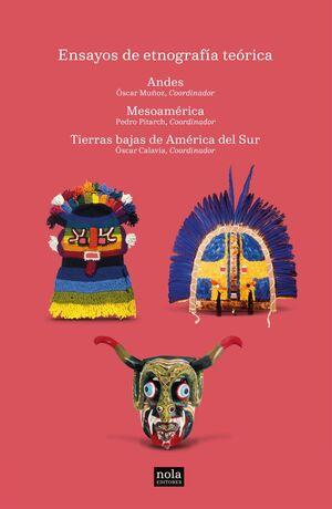 ENSAYOS DE ETNOGRAFIA TEORICA (3 VOLS)