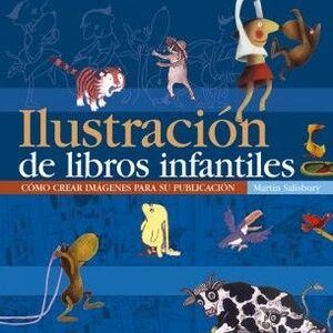 ILUSTRACION DE LIBROS INFANTILES