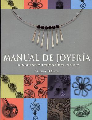 MANUAL DE JOYERÍA