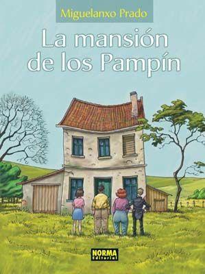 LA MANSION DE LOS PAMPIN (COL. PRADO 10)