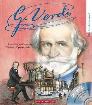 J.MUSICA. G.VERDI (INC.CD) - CARTONE