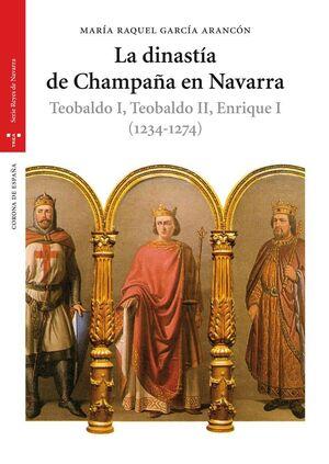 LA DINASTIA DE CHAMPAÑA EN NAVARRA