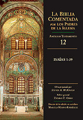 ISAÍAS 1-39 BIBLIA COMENTADA PADRES IGLESIA