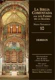 HEBREOS BIBLIA COMENTADA PADRES IGLESIA