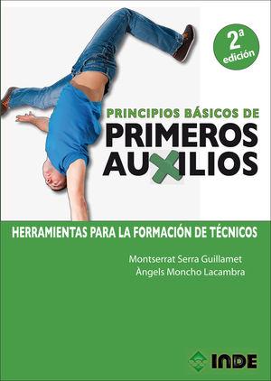 PRINCIPIOS BÁSICOS DE PRIMEROS AUXILIOS 2 ª EDICIÓN
