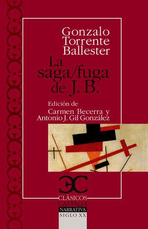 LA SAGA/FUGA DE J.B