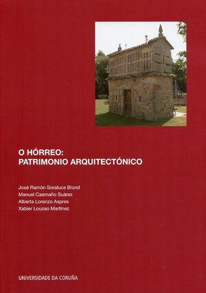 O HORREO: PATRIMONIO ARQUITECTONICO