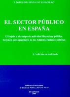 EL SECTOR PUBLICO EN ESPAÑA