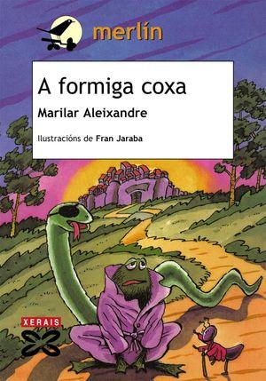 FORMIGA COXA