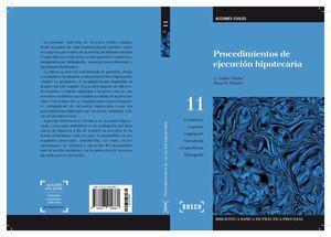 PROCEDIMIENTOS DE EJECUCIÓN HIPOTECARIA (4.ª EDICIÓN)