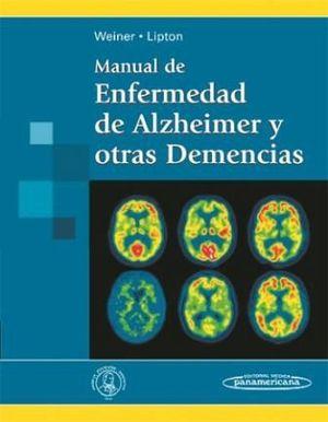 MANUAL DE ENFERMEDAD DE ALZHEIMER Y OTRAS DEMENCIAS