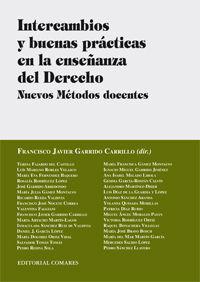 INTERCAMBIOS Y BUENAS PRÁCTICAS EN LA ENSEÑANZA DEL DERECHO.