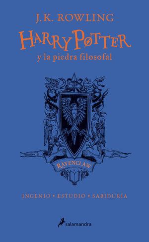 HARRY POTTER Y LA PIEDRA FILOSOFAL. RAVENCLAW