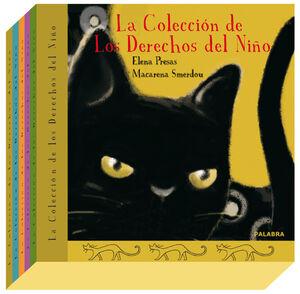 LA COLECCIÓN DE LOS DERECHOS DEL NIÑO (PACK 5 LIBROS)