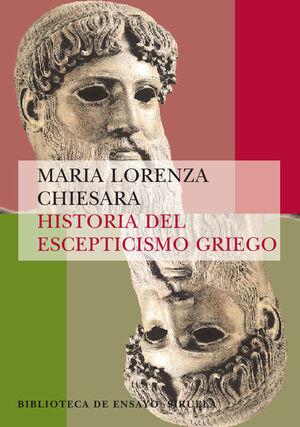 HISTORIA ESCEPTICISMO GRIEGO