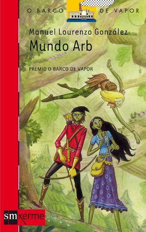 MUNDO ARB (PREMIO O BARCO DE VAPOR)