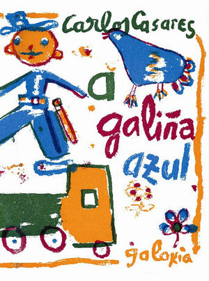 A GALIÑA AZUL
