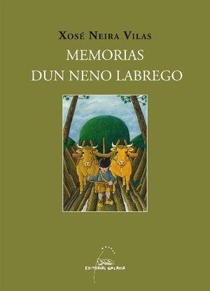 MEMORIAS DUN NENO LABREGO (CARTONE)
