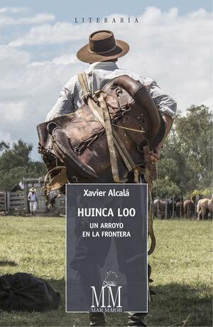 HUINCA LOO. ARROYO EN LA FRONTERA