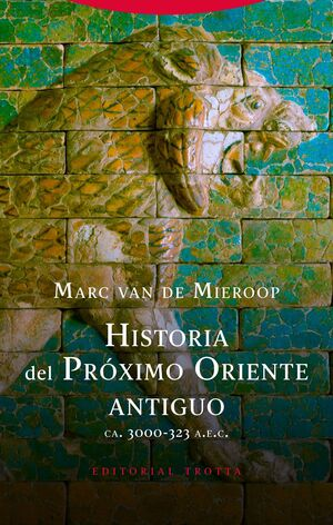 HISTORIA DEL PROXIMO ORIENTE ANTIGUO