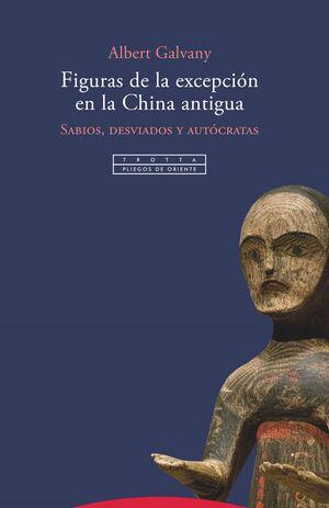 FIGURAS DE LA EXCEPCION EN LA CHINA ANTIGUA