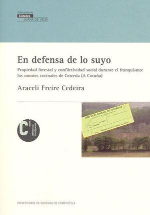 EN DEFENSA DE LO SUYO