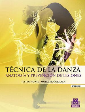 TECNICA DANZA ANATOMIA Y PREVENCION DE LESIONES