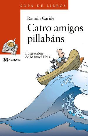 CATRO AMIGOS PILLABÁNS