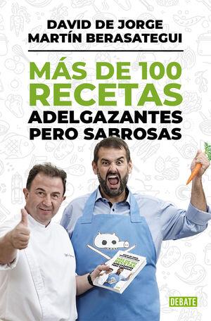 MAS DE 100 RECETAS ADELGAZANTES PERO SABROSAS