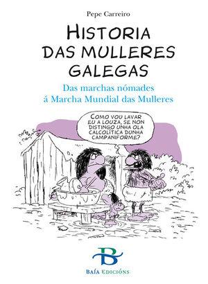 HISTORIA DAS MULLERES GALEGAS