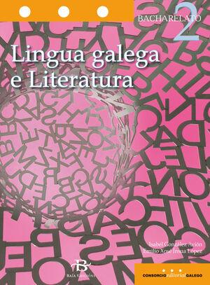 LINGUA GALEGA E LITERATURA 2º BACH.