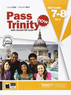PASS TRINITY NOW GRADES 7/8+DVD