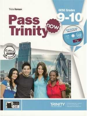 PASS TRINITY NOW BOOK +DVD GRADES 9-10