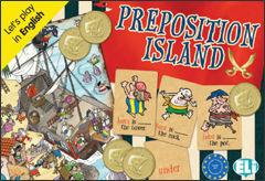 PREPOSITION ISLAND.(JUEGOS EN INGLES) (CAJA)