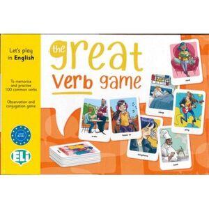 GREAT VERB GAME ENGLISH