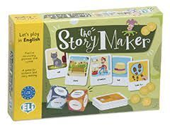 THE STORY MAKER (CARD GAME, LEVEL A2-B1)