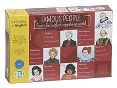 FAMOUS  PEOPLE ( CARD GAME, LEVEL A2-B1)
