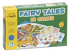 FAIRY TALES IN GAMES (CARD GAME, LEVEL A1-A2)