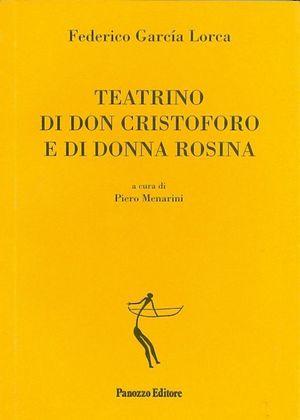 TEATRINO DI DON CRISTOFORO E DI DONNA ROSINA