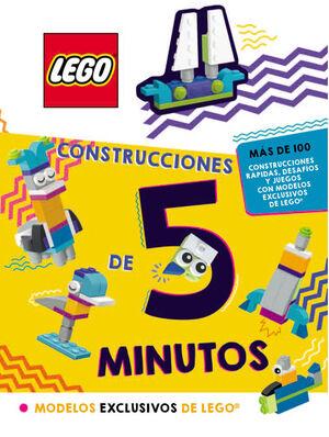LEGO. CONSTRUCCIONES DE 5 MINUTOS