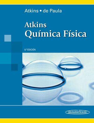 ATKINS-DE PAULA: QUÍMICA FÍSICA 8A ED