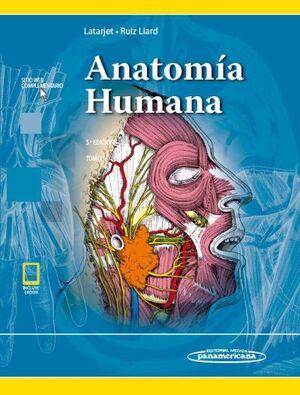 ANATOMÍA HUMANA 2 VOLS.